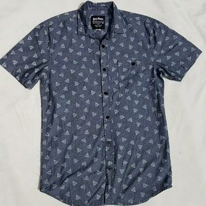 Other - Harry Potter Button Front Shirt Men's Small